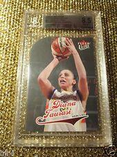 Diana Taurasi 2004 WNBA Ultra Connecticut Huskies Uconn Platinum Medallion BGS