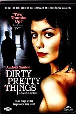 DIRTY PRETTY THINGS (AUDREY TAUTOU)(BRAND NEW w/o SHRINKWRAP)