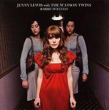Rabbit Fur Coat by Jenny Lewis (CD, Jan-2006, Team Love)