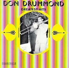 FREE US SHIP. on ANY 2 CDs! NEW CD Drummond, Don: Don Drummond - Greatest Hits I