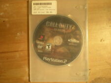 Call of Duty 2 Big Red One (Playstation 2/PS2) Used!