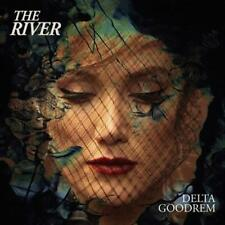DELTA GOODREM (Personally Signed by Delta) The River CD SINGLE NEW