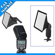 Yongnuo YN560III Flash light Speedlite for canon nikon + 17X15cm Flash Softbox