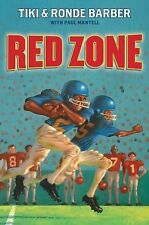 NEW - Red Zone (Barber Game Time Books) by Barber, Tiki; Barber, Ronde