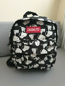 Officially Licensed Peanuts Snoopy Mini Backpack Back Pack Bag