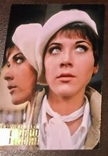 Women Of The Avengers Foil Chase Card F9 Linda Thorson As Tara King