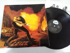 "LEIZE DEVORANDO LAS CALLES LP VINILO 12"" VINYL 1987 NOLA VG/VG HEAVY UNICO!!!"