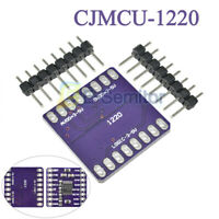 CJMCU-1220 ADS1220 ADC SPI Low Power 24 Bit A/D Analog-TO-Digital Converter ES