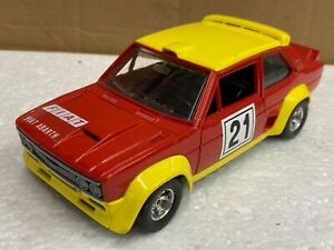 1/24 scale 0145 Bburago Fiat 131 Abarth rally car