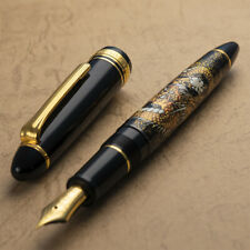 CUSTOMIZED SAILOR 1911 Standard Profit Modern Makie 14K Gold Nib Fountain Pen