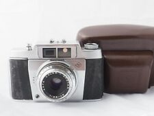Agfa Silette with 45 mm f/2.8 Color Apotar lens