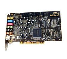 Creative Technology Labs SB0240 Audigy 2 Sound Blaster Card 192 kHz