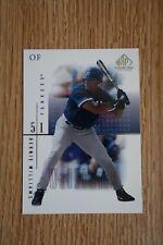 2001 Upper Deck Yankees SP #28 Bernie Williams Baseball Card