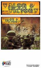 Valor & Victory World War 2 board game NEW.