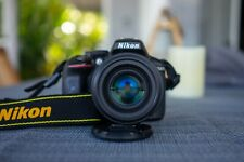 Nikon D3500 24.2 MP Digital SLR Camera with 10-24mm AF-S DX f/3.5-4.5G ED Lens