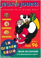 ▬► Catalogue Jouets LA GRANDE RÉCRÉ ACTION MAN_BATMAN_STAR WARS ......