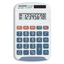 Aurora HC133 Handheld Calculator Ideal for Primary School Use