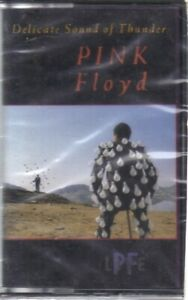 "Pink Floyd ""Delicate Sound Of Thunder"" Double Cassette New & Sealed"