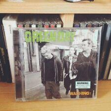 Cd album WARNING dei Green Day musica musicale punk pop rock green day gd