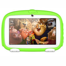 7 inch Tablet PC 8GB Android 6.0 Dual Camera WiFi Quad Core for Kids Boys Girls