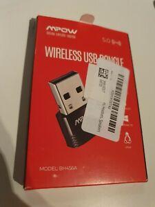 Mpow USB Wireless Bluetooth Adapter V5.0  Windows PC Laptop, FAST UK 🇬🇧 POST!