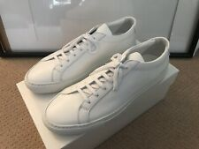 Common Projects Achilles Low White Mens Size 42