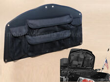 Motorcycle Black Trunk Lid Organizer Tool Bag For Honda Gold Wing GL1800 01-17