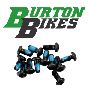 Burton Bikes disc brake rotor bolts x12