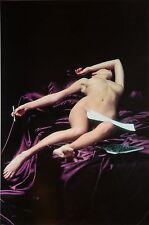 Helmut Newton Sumo Photo 50x70cm Nude Der Spiegel Paris 1977 Karl Lagerfeld 1976