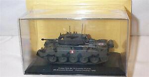 Cruiser Tank MK. V1 crusader 111 A15 Tunisia 1943 WW11 1-43 scale new in case