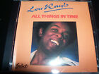 Lou Rawls All Things In Time Rare Australian Issue CD