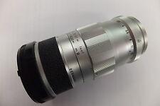 Leitz/Leica Elmarit 2,8/90 mm lente para Leica m cromo 2044866 top estado