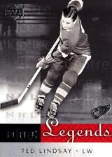 2001-02 Upper Deck Legends #17 Ted Lindsay