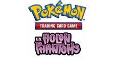 Pokemon TCG EX Holon Phantoms - Reverse Holo Rare Cards