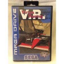 Virtua Racing Sega Megadrive Pal