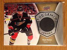 Lot of 50 Ryan Kesler Ducks Canucks hockey cards inserts + GU jersey card