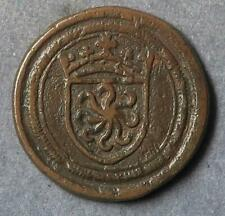 Netherlands 1499 coin weight to weigh French France Ecu poids monetary