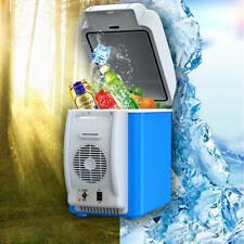 7.5L Portable Car Mini Fridge Freezer 12V Refrigerator Cooler Electric Cool