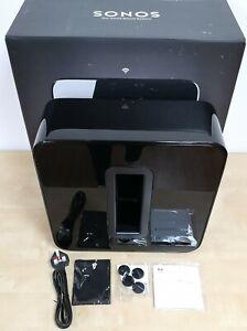 SONOS SUB (Gen2) Wireless Subwoofer - Gloss Black  EX-DEMO#