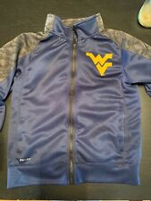WVU Dri Fit Kids Jacket