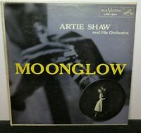 ARTIE SHAW MOONGLOW (VG+) LPM-1244 LP VINYL RECORD