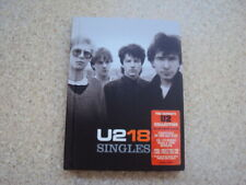 U2 - 18 Singles CD+DVD + Book