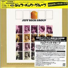JEFF BECK GROUP-S/T-JAPAN 7INCH MINI LP SACD HYBRID Ltd/Ed M13