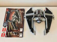 Lego Star Wars Sith Fury-class Interceptor (9500) No Minifigures