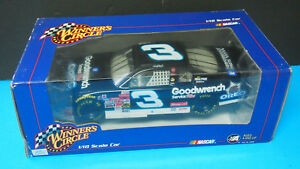 WINNERS CIRCLE, DALE EARNHARDT, NASCAR #3 1/18 SCALE, GOODWRENCH