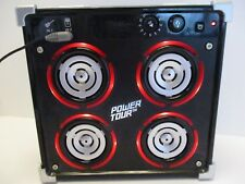 Tiger Power Tour Music Guitar Stereo mp3 Player Amplifier Flashing LED Speakers