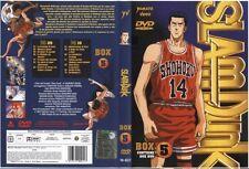 Slam Dunk Box #05 (Eps 57-70) dvd 5 Yamato Video - nuovo sigillato
