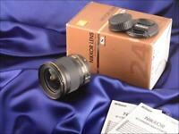 Nikon Nikkor AF-S 24mm f1.8 G ED Fast Ultra W/Angle [Nikon Refurbished] - 9693