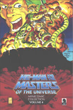 He-Man and the Masters of the Universe - Minicomic Collection 4 RW Lion ITALIANO