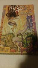 The Books of Magic #35 April 1997 DC Comics Rieber Gross Snejbjerg